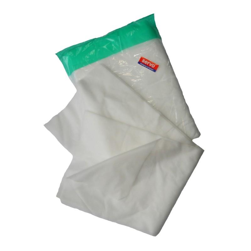 Staubbindetuch (PPR), weiß, 60x60 cm (Karton 6x100 St.)