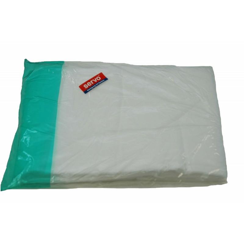 Staubbindetuch (PPR), weiß, 30x60 cm (Karton 10x100 St.)